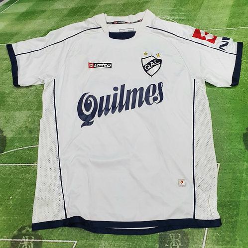 Camiseta Titular Quilmes 2016 #22