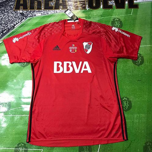 Camiseta Arquero River Plate Final Copa Argentina 2016