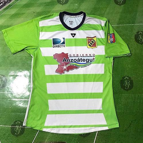 Camiseta Arquero Deportivo Anzoátegui 2014 #1 Ruiz