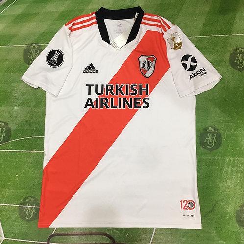 Camiseta River Plate Copa Libertadores 2021