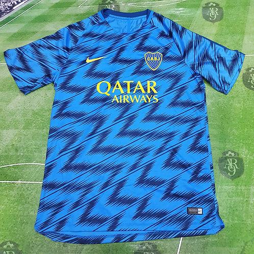 Camiseta Entrenamiento Boca Juniors 2018