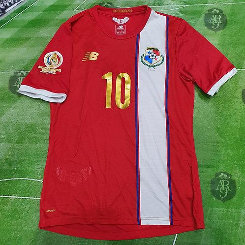 Camiseta Panamá Copa América 2016 #10 Tejada