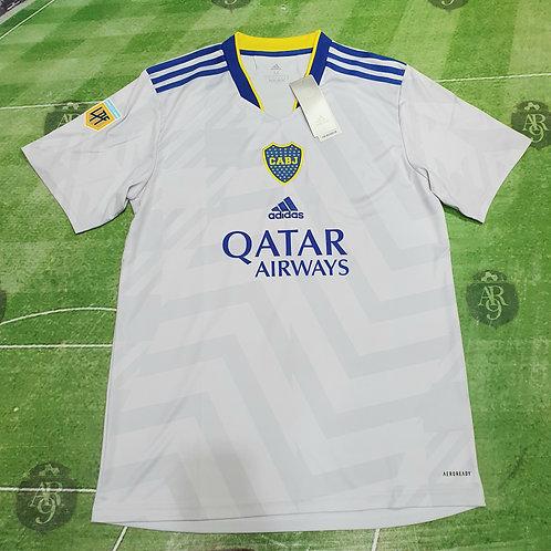 Camiseta Alternativa AeroReady Boca Juniors 2021/22