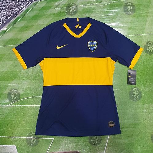 Camiseta Titular Boca Juniors 2019 Sin Publicidades
