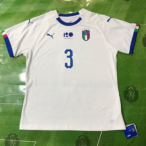 Camiseta Selección Italia Alternativa 2018