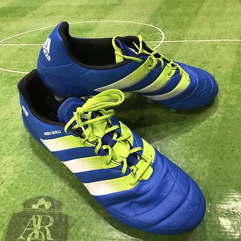 Botines Adidas Ace 16.1 FG/AG Leather  Talle 11 US