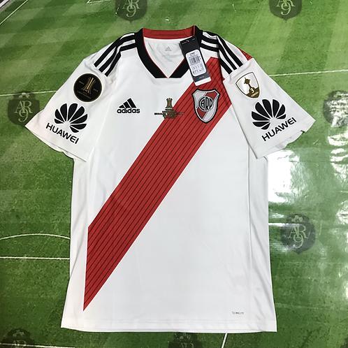 Camiseta River Plate Final Copa Libertadores Madrid 2018