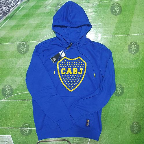 Buzo Canguro ADN Boca Juniors 2021