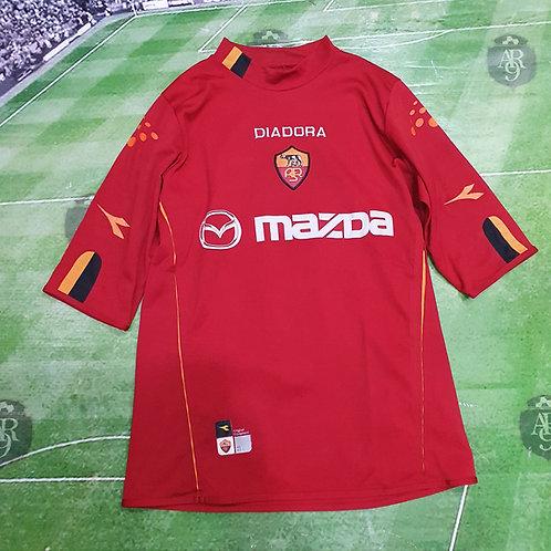Camiseta AS Roma #4 Chivu