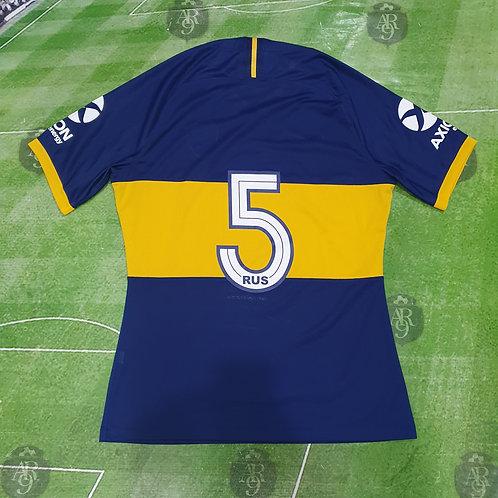 Camiseta Titular Boca Juniors 2019 #5