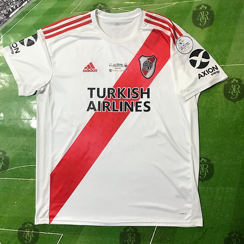 Camiseta River Plate Titular 2019/20 Final Copa Argentina