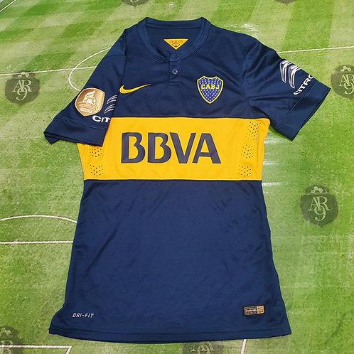 Camiseta Titular Boca Juniors Torneo de Verano 2015 #20