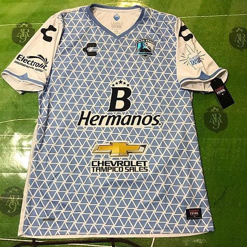 Camiseta Tampico de Mexico 2019 #10 Hachita