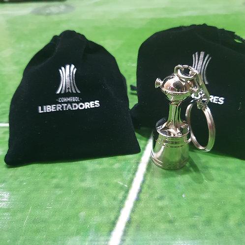 Llavero Copa Libertadores Licencia CONMEBOL Oficial