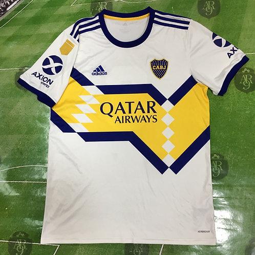 Camiseta Boca Juniors Alternativa Copa LPF 2020