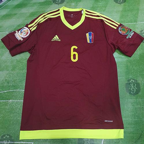 Camiseta Selección Venezuela Copa América 2016 #6 Velazquez