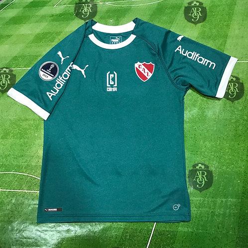 Camiseta Arquero Independiente Sudamericana 2019