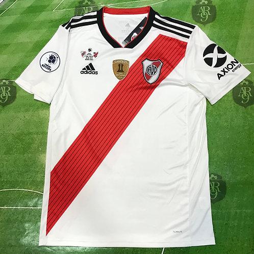 Camiseta River Plate Final Recopa 2019