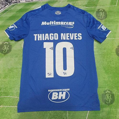 Camiseta Titular Cruzeiro 2019 #10 Thiago Neves