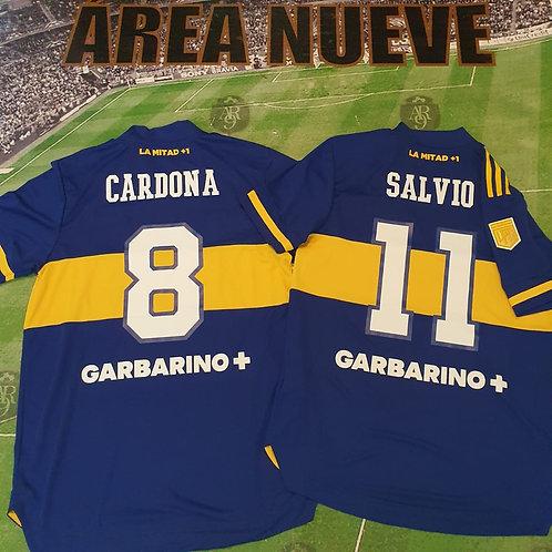 Camiseta Boca Juniors HeatReady Titular  2021