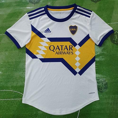 Camiseta Dama Alternativa Boca Juniors 2020