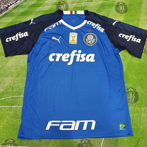 Camiseta Arquero Palmeiras 2019 #21 Weverton