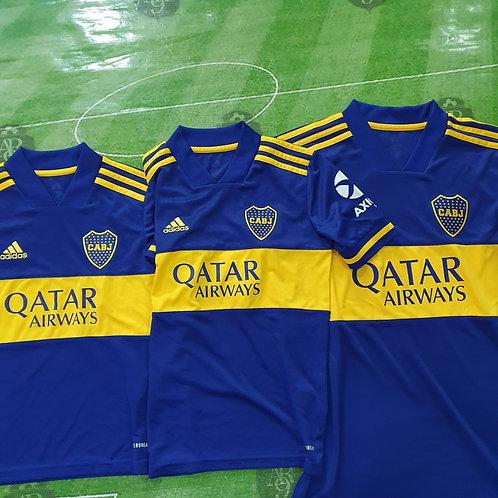 Camiseta Niño Titular Boca Juniors 2020