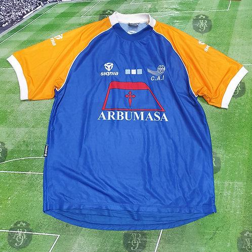 Camiseta CAI Comodoro Rivadavia #11