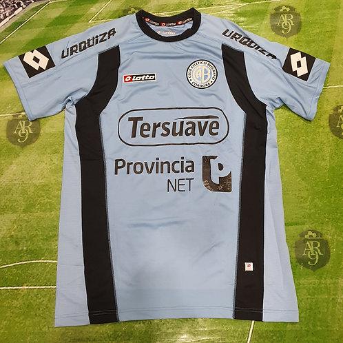 Camiseta Titular Belgrano 2014 #19 Velazquez