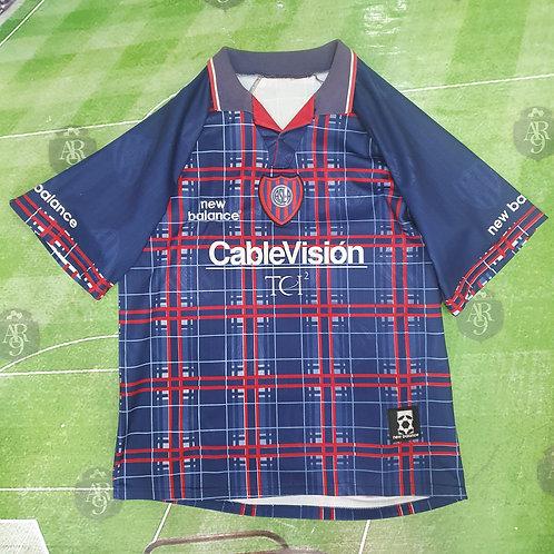Camiseta Alternativa San Lorenzo 1998 #10