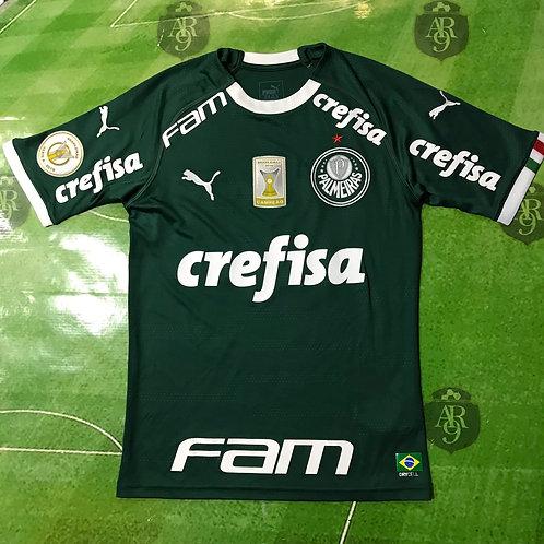 Camiseta Palmeiras Titular 2019/20 #17 Jean