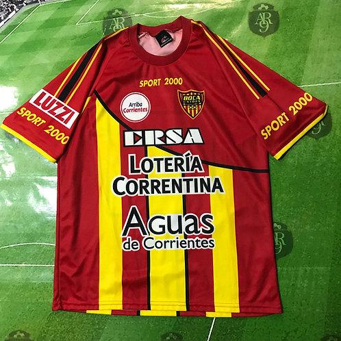 Camiseta Boca Unidos de Corrientes Titular #10