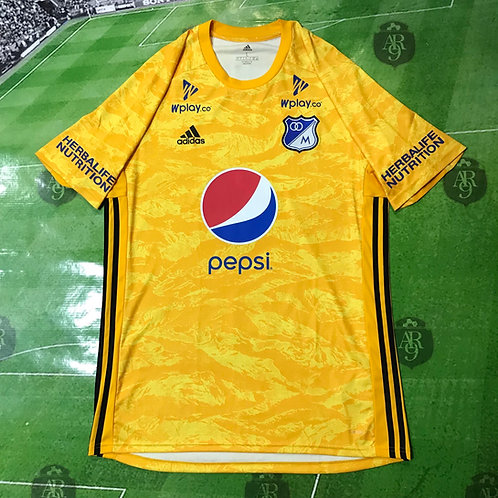 Camiseta Arquero Millonarios 2020 #1 Fariñez
