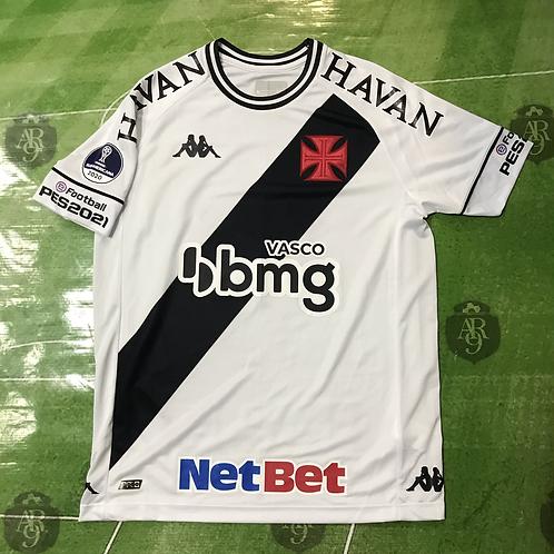 Camiseta Vasco da Gama Alternativa Sudamericana 2020