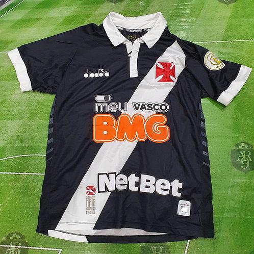 Camiseta Alternativa Vasco Da Gama 2019 #36 Ricardo
