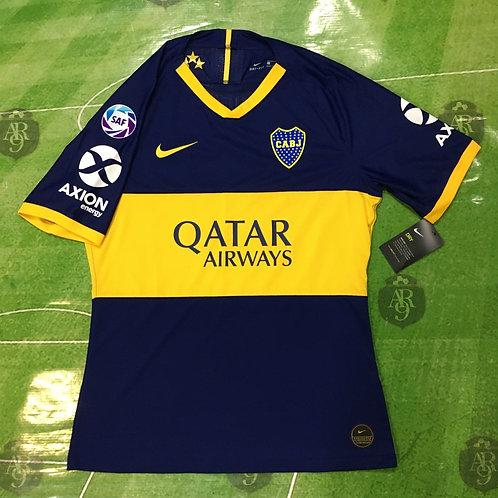 Camiseta Titular Boca Juniors 2019/20 Slim Fit