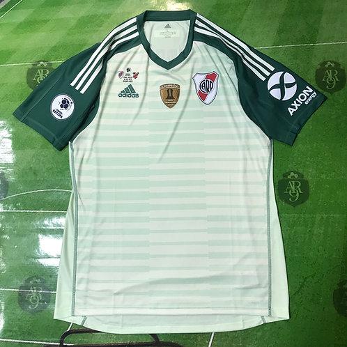 Camiseta Arquero River Plate Recopa vs Paranaense 2018