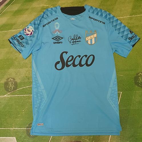 Camiseta Arquero Atlético Tucumán 2019 #1 Lucchetti