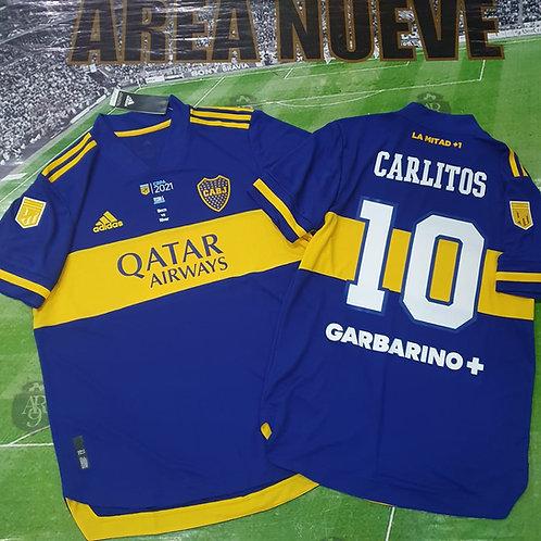 Camiseta MatchDay Superclasico Boca Juniors 2021