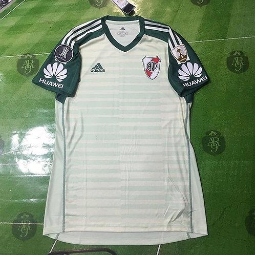 Camiseta Arquero River Plate 2018 Vs Racing Adizero