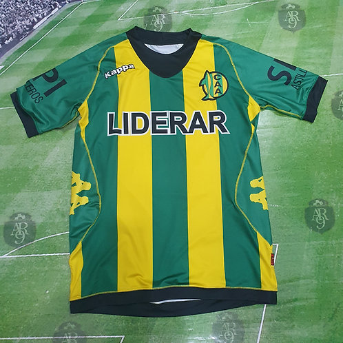 Camiseta Titular Aldosivi #10
