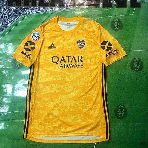 Camiseta Arquero Boca Juniors 2020