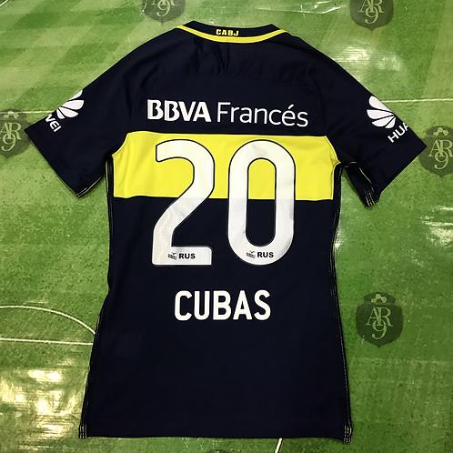 Camiseta Boca Juniors Titular 2016/17 Slim Fit