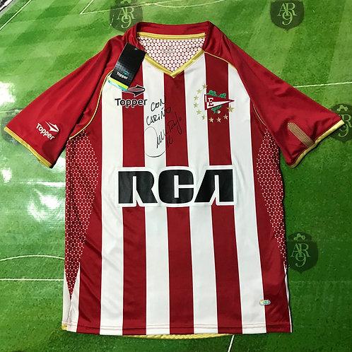 Camiseta Estudiantes de la Plata Celebración Apertura 2011