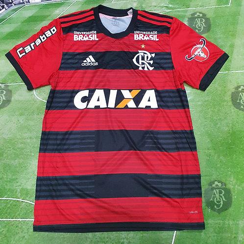 Camiseta Titular Flamengo 2018/19 #6 René De Juego