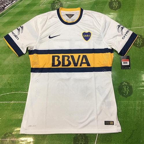 Camiseta Boca Juniors Alternativa 2014/15 Slim Fit