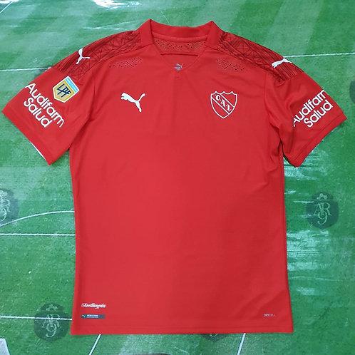 Camiseta Titular Independiente 2021 #18 S. Romero