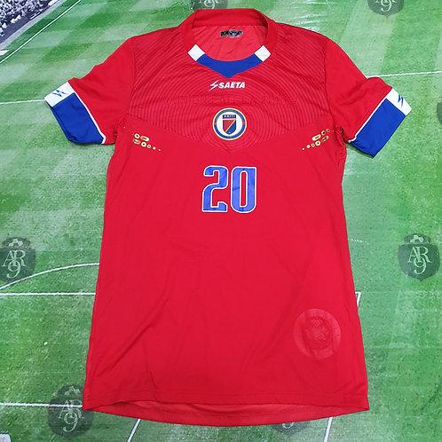 Camiseta Selección Haití 2016 #20