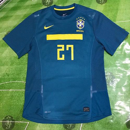 Camiseta Alternativa Brasil de Juego 2011 #27