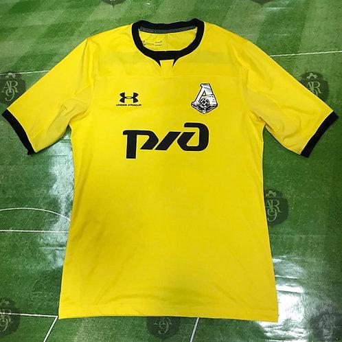 Camiseta Arquero Lokomotiv #51 Botnar
